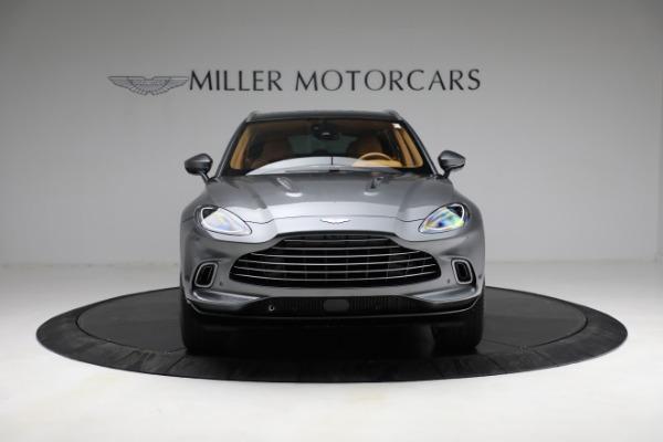 New 2021 Aston Martin DBX for sale $203,886 at Maserati of Greenwich in Greenwich CT 06830 10