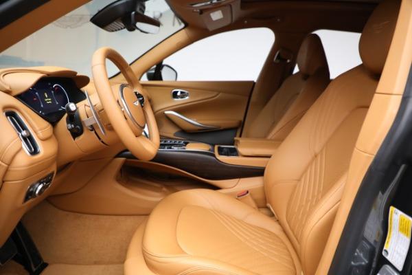 New 2021 Aston Martin DBX for sale $203,886 at Maserati of Greenwich in Greenwich CT 06830 11