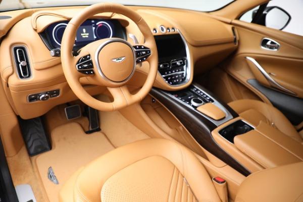 New 2021 Aston Martin DBX for sale $203,886 at Maserati of Greenwich in Greenwich CT 06830 12