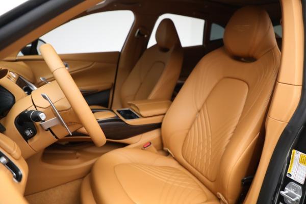 New 2021 Aston Martin DBX for sale $203,886 at Maserati of Greenwich in Greenwich CT 06830 13