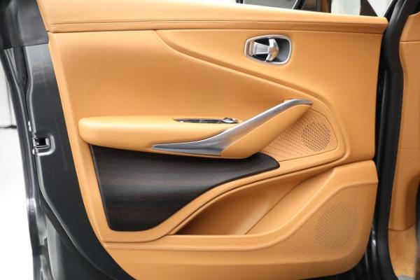 New 2021 Aston Martin DBX for sale $203,886 at Maserati of Greenwich in Greenwich CT 06830 14