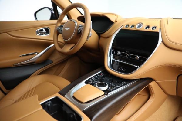 New 2021 Aston Martin DBX for sale $203,886 at Maserati of Greenwich in Greenwich CT 06830 19