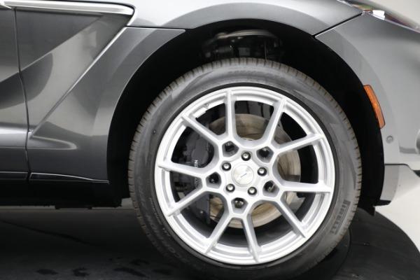 New 2021 Aston Martin DBX for sale $203,886 at Maserati of Greenwich in Greenwich CT 06830 20