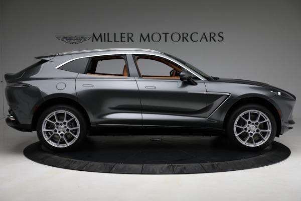 New 2021 Aston Martin DBX for sale $203,886 at Maserati of Greenwich in Greenwich CT 06830 8