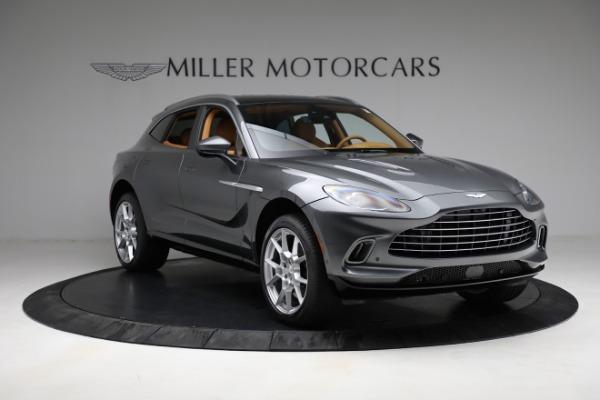 New 2021 Aston Martin DBX for sale $203,886 at Maserati of Greenwich in Greenwich CT 06830 9