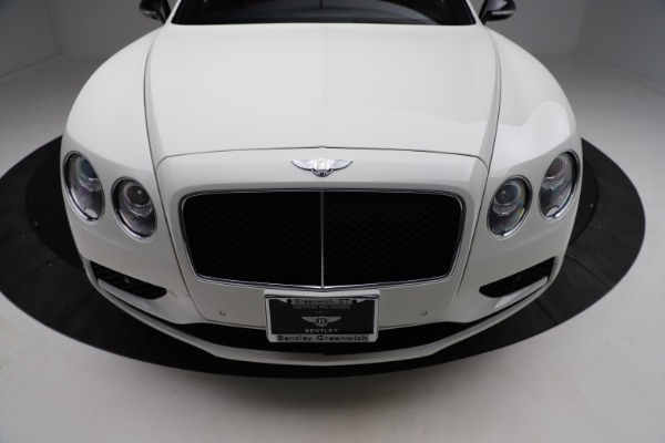 New 2017 Bentley Flying Spur V8 S for sale Sold at Maserati of Greenwich in Greenwich CT 06830 13