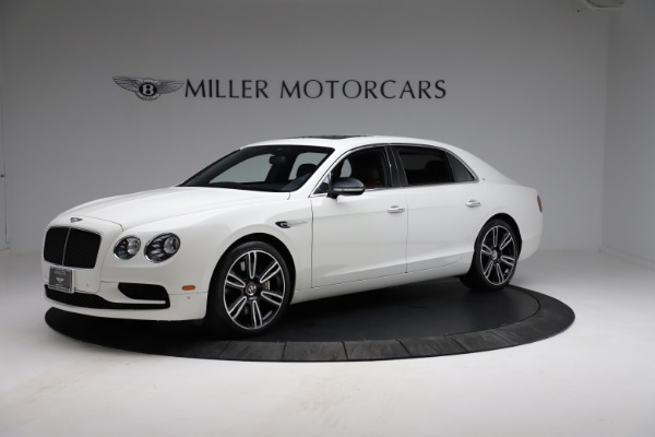 Used 2017 Bentley Flying Spur V8 S for sale $149,900 at Maserati of Greenwich in Greenwich CT 06830 2
