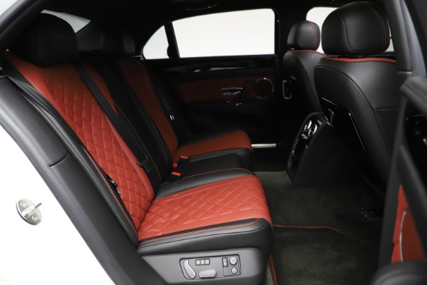 New 2017 Bentley Flying Spur V8 S for sale Sold at Maserati of Greenwich in Greenwich CT 06830 25