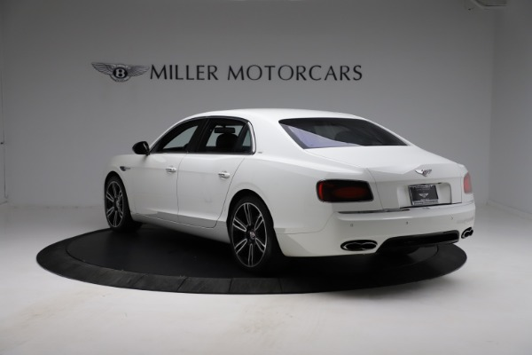 New 2017 Bentley Flying Spur V8 S for sale Sold at Maserati of Greenwich in Greenwich CT 06830 5