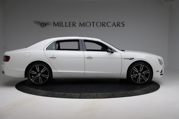 Used 2017 Bentley Flying Spur V8 S for sale $149,900 at Maserati of Greenwich in Greenwich CT 06830 9