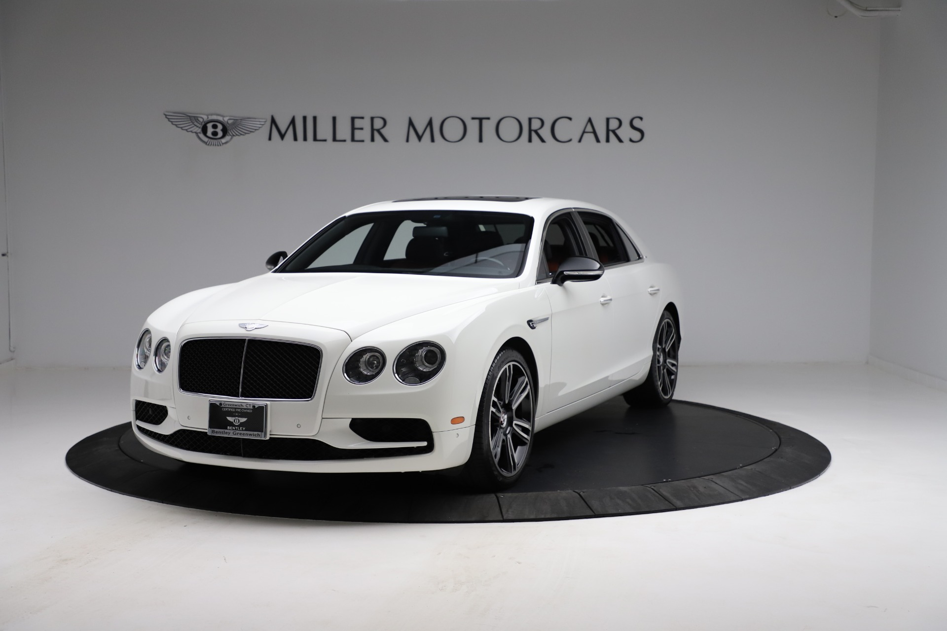 Used 2017 Bentley Flying Spur V8 S for sale $149,900 at Maserati of Greenwich in Greenwich CT 06830 1