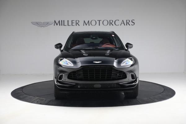 New 2021 Aston Martin DBX for sale $200,686 at Maserati of Greenwich in Greenwich CT 06830 11