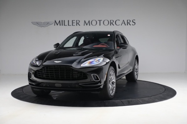 New 2021 Aston Martin DBX for sale $200,686 at Maserati of Greenwich in Greenwich CT 06830 12