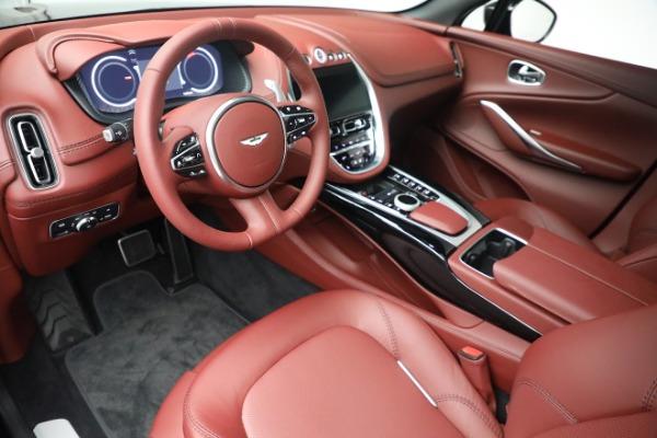 New 2021 Aston Martin DBX for sale $200,686 at Maserati of Greenwich in Greenwich CT 06830 13