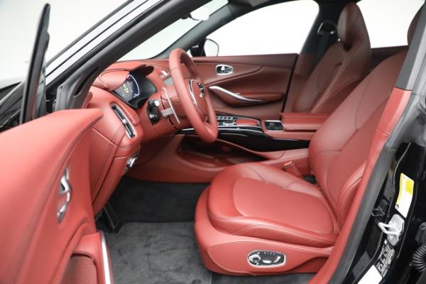 New 2021 Aston Martin DBX for sale $200,686 at Maserati of Greenwich in Greenwich CT 06830 14