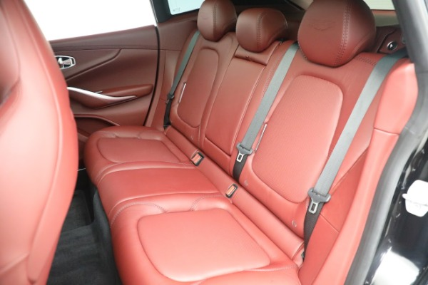 New 2021 Aston Martin DBX for sale $200,686 at Maserati of Greenwich in Greenwich CT 06830 18