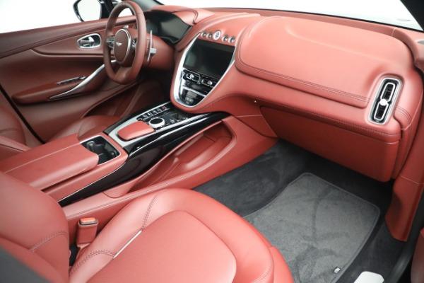New 2021 Aston Martin DBX for sale $200,686 at Maserati of Greenwich in Greenwich CT 06830 19