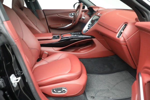 New 2021 Aston Martin DBX for sale $200,686 at Maserati of Greenwich in Greenwich CT 06830 20