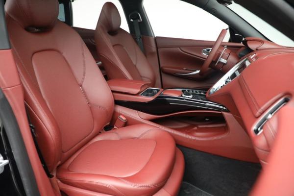 New 2021 Aston Martin DBX for sale $200,686 at Maserati of Greenwich in Greenwich CT 06830 21