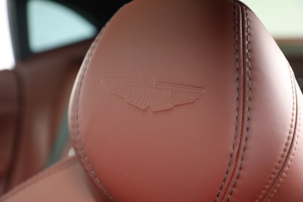New 2021 Aston Martin DBX for sale $200,686 at Maserati of Greenwich in Greenwich CT 06830 22