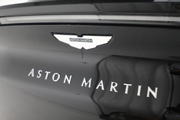 New 2021 Aston Martin DBX for sale $200,686 at Maserati of Greenwich in Greenwich CT 06830 24