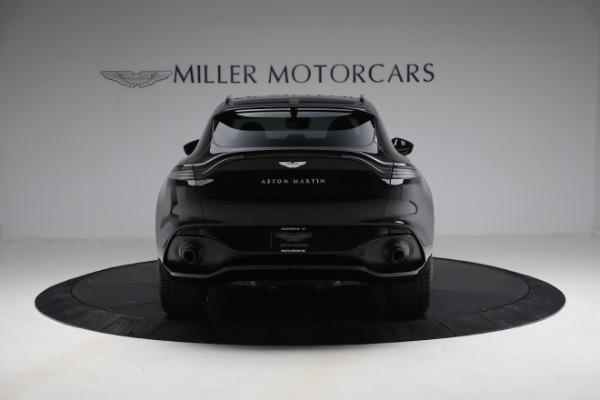 New 2021 Aston Martin DBX for sale $200,686 at Maserati of Greenwich in Greenwich CT 06830 5