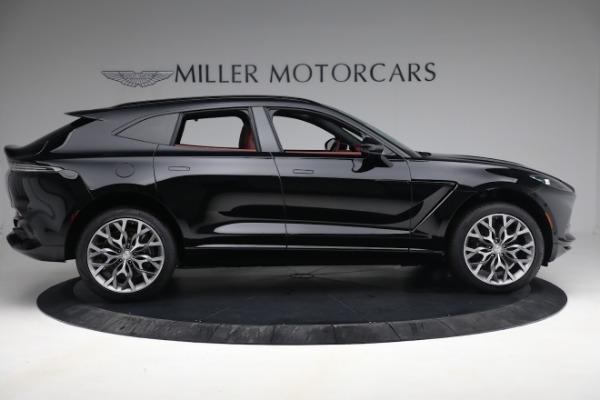 New 2021 Aston Martin DBX for sale $200,686 at Maserati of Greenwich in Greenwich CT 06830 8