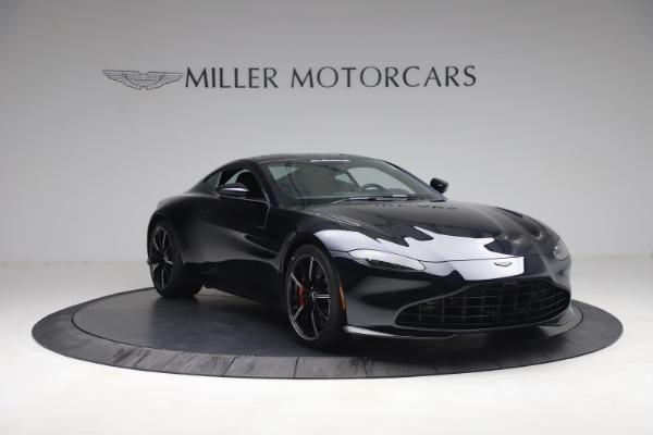 New 2021 Aston Martin Vantage for sale $189,686 at Maserati of Greenwich in Greenwich CT 06830 10
