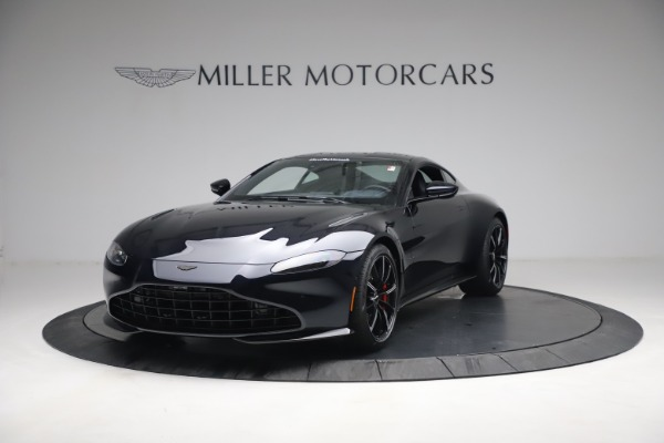 New 2021 Aston Martin Vantage for sale $189,686 at Maserati of Greenwich in Greenwich CT 06830 12