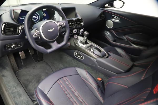 New 2021 Aston Martin Vantage for sale $189,686 at Maserati of Greenwich in Greenwich CT 06830 13