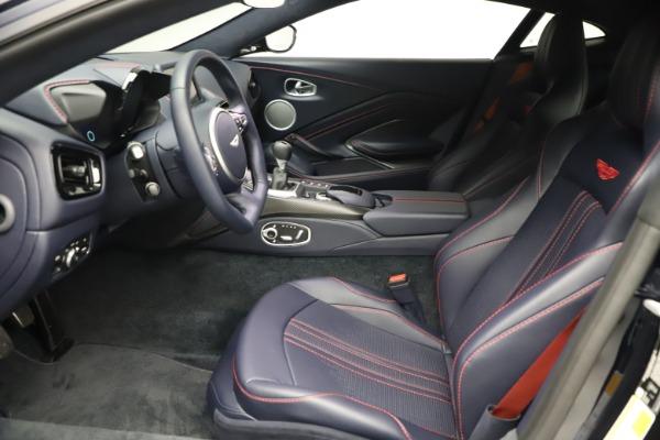 New 2021 Aston Martin Vantage for sale $189,686 at Maserati of Greenwich in Greenwich CT 06830 14