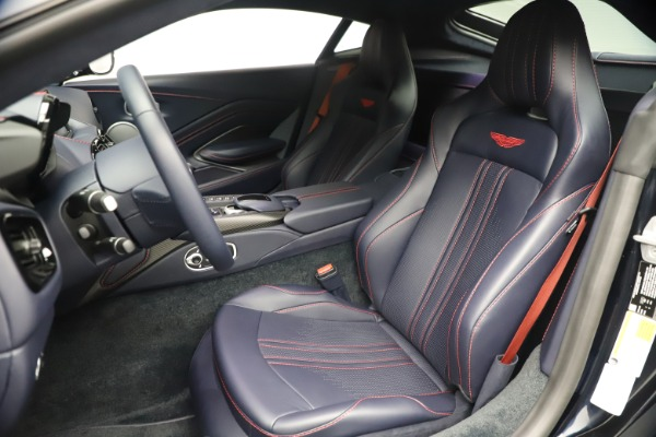 New 2021 Aston Martin Vantage for sale $189,686 at Maserati of Greenwich in Greenwich CT 06830 15