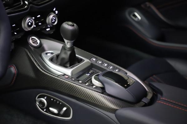 New 2021 Aston Martin Vantage for sale $189,686 at Maserati of Greenwich in Greenwich CT 06830 16