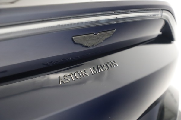 New 2021 Aston Martin Vantage for sale $189,686 at Maserati of Greenwich in Greenwich CT 06830 18