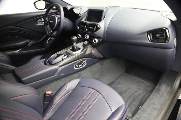 New 2021 Aston Martin Vantage for sale $189,686 at Maserati of Greenwich in Greenwich CT 06830 19