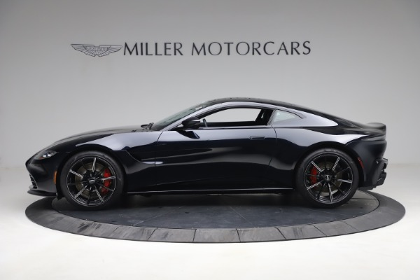 New 2021 Aston Martin Vantage for sale $189,686 at Maserati of Greenwich in Greenwich CT 06830 2