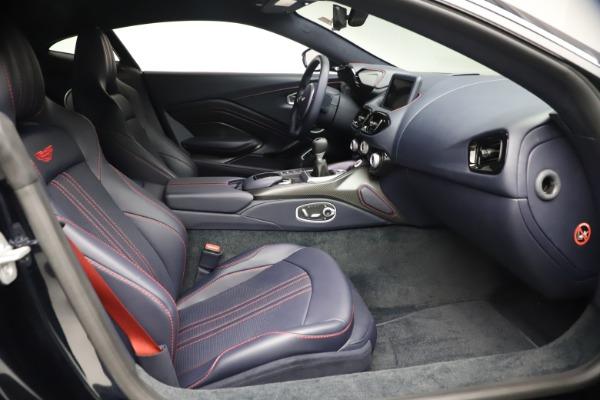 New 2021 Aston Martin Vantage for sale $189,686 at Maserati of Greenwich in Greenwich CT 06830 20