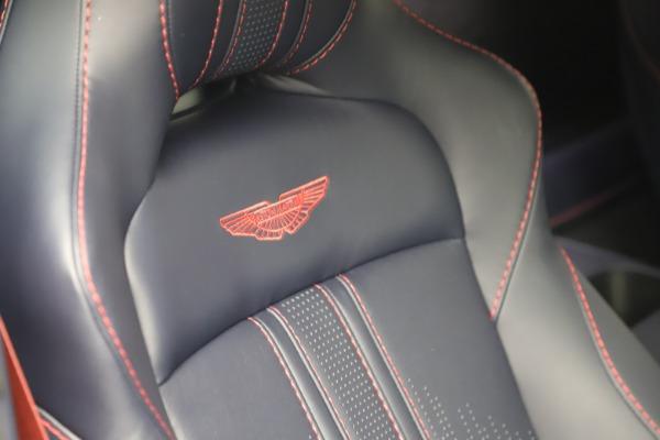 New 2021 Aston Martin Vantage for sale $189,686 at Maserati of Greenwich in Greenwich CT 06830 22