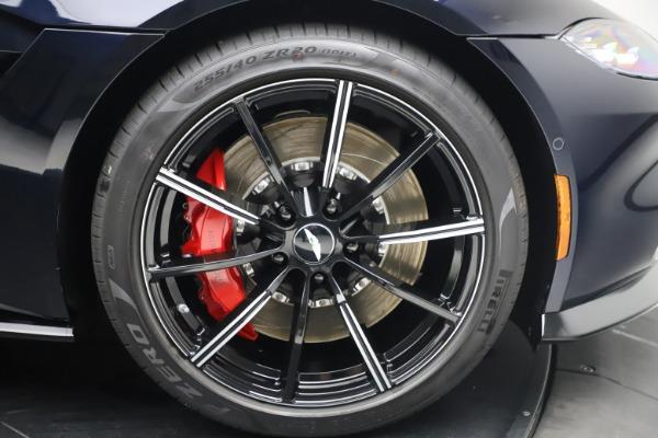 New 2021 Aston Martin Vantage for sale $189,686 at Maserati of Greenwich in Greenwich CT 06830 26