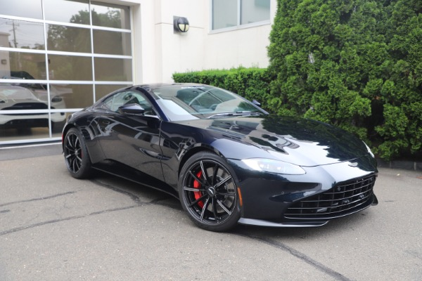 New 2021 Aston Martin Vantage for sale $189,686 at Maserati of Greenwich in Greenwich CT 06830 27
