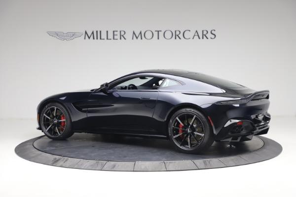 New 2021 Aston Martin Vantage for sale $189,686 at Maserati of Greenwich in Greenwich CT 06830 3