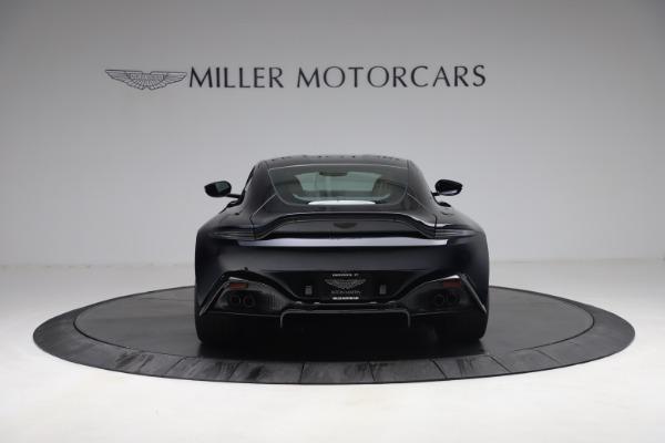 New 2021 Aston Martin Vantage for sale $189,686 at Maserati of Greenwich in Greenwich CT 06830 5