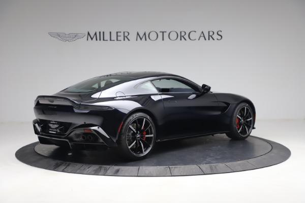 New 2021 Aston Martin Vantage for sale $189,686 at Maserati of Greenwich in Greenwich CT 06830 7