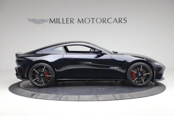 New 2021 Aston Martin Vantage for sale $189,686 at Maserati of Greenwich in Greenwich CT 06830 8