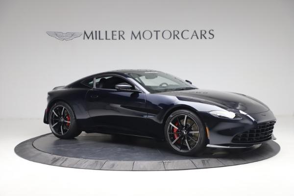 New 2021 Aston Martin Vantage for sale $189,686 at Maserati of Greenwich in Greenwich CT 06830 9