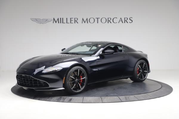 New 2021 Aston Martin Vantage for sale $189,686 at Maserati of Greenwich in Greenwich CT 06830 1