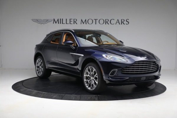 New 2021 Aston Martin DBX for sale $209,586 at Maserati of Greenwich in Greenwich CT 06830 10