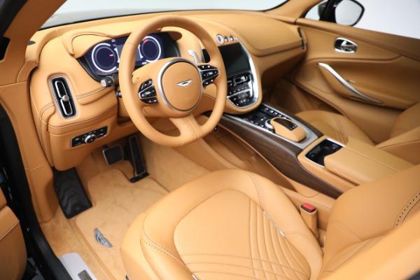 New 2021 Aston Martin DBX for sale $209,586 at Maserati of Greenwich in Greenwich CT 06830 13