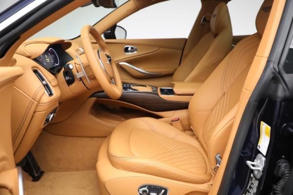 New 2021 Aston Martin DBX for sale $209,586 at Maserati of Greenwich in Greenwich CT 06830 14