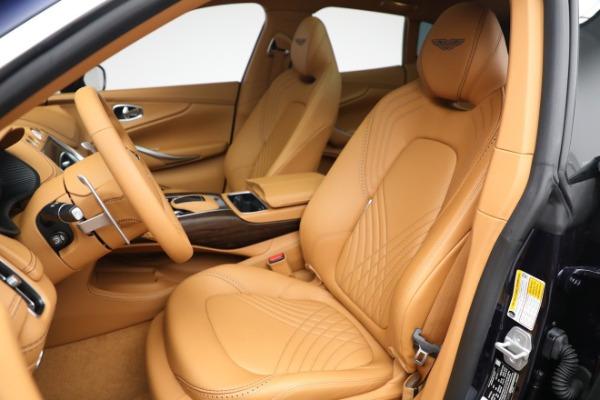New 2021 Aston Martin DBX for sale $209,586 at Maserati of Greenwich in Greenwich CT 06830 15